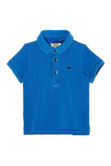 ARMANI JUNIOR Short-sleeved polo shirt 3-24 months