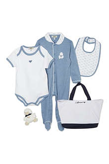 ARMANI JUNIOR Baby gift set