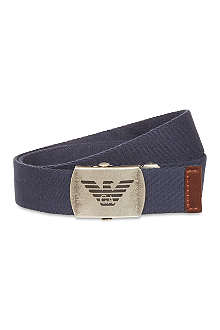 ARMANI JUNIOR Classic colour pop belt