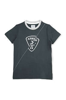 ARMANI JUNIOR Cotton T-shirt