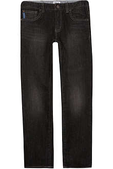 ARMANI JUNIOR Regular fit jeans 3-8 years