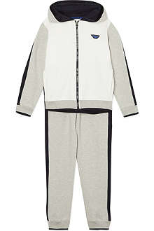 ARMANI JUNIOR Logo tracksuit set 4-16 years