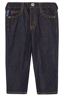 ARMANI JUNIOR Core dark wash jeans 3-24 jeans