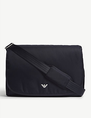 d81896ba9677 EMPORIO ARMANI Armani Junior changing bag (Navy
