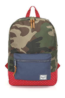HERSCHEL Settlement Youth patterned backpack