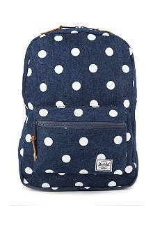 HERSCHEL Settlement Youth Denim backpack