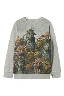 STELLA MCCARTNEY Billy troll jumper 1-10 years