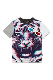 MOLO Renzo 3-D tiger t-shirt 2-14 years