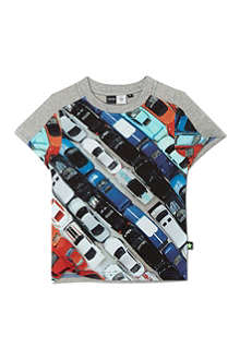 MOLO Rishi toy car t-shirt 2-12 years