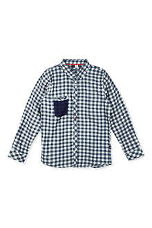 MOLO Rodger checked shirt 2-14 years