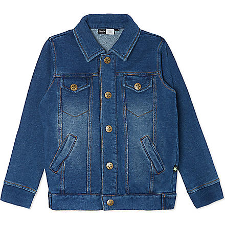 MOLO Macon vintage denim shirt 2-14 years (Indigo