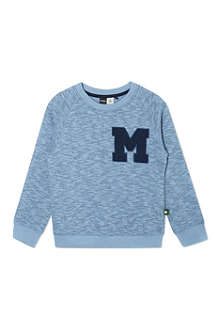 MOLO Maurice logo jumper 2-14 years