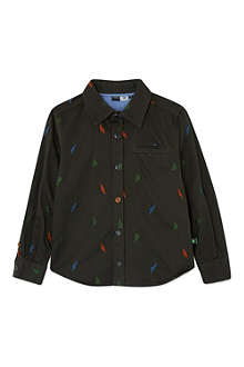 MOLO Ralph embroidered shirt 2-14 years