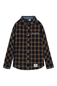 MOLO Rancel checked shirt 2-14 years