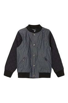 MOLO Hendrick quilted bomber jacket 2-14 years