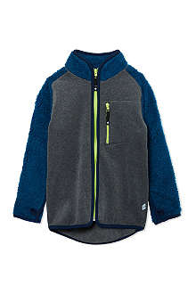 MOLO Zip-up rock fleece jumper 4-14 years
