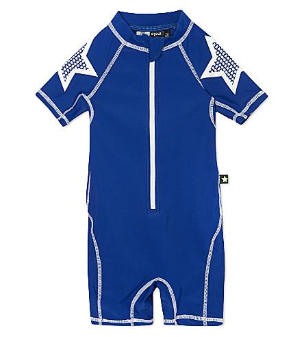 MOLO Swim & beach suit 9 months- 8 years (Blueprint