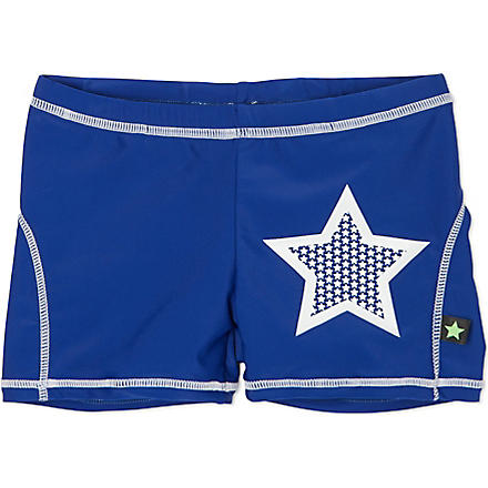 MOLO Swim trunks 1-10 years (Blueprint