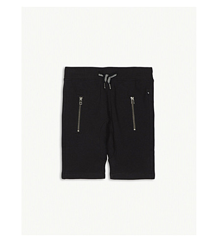 MOLO Ashton cotton shorts 4-14 years (Black