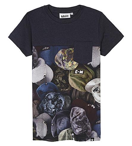 MOLO Rubinsky cotton T-shirt 4-14 years (Caps