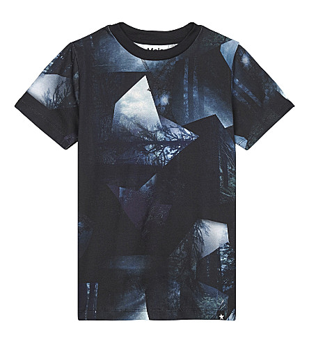 MOLO Ralphie Twilight Mood cotton T-shirt 4-14 years (Twilight+mood