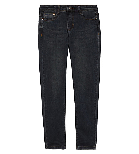 MOLO Slim-fit denim jeans 4-14 years (Ny+blue