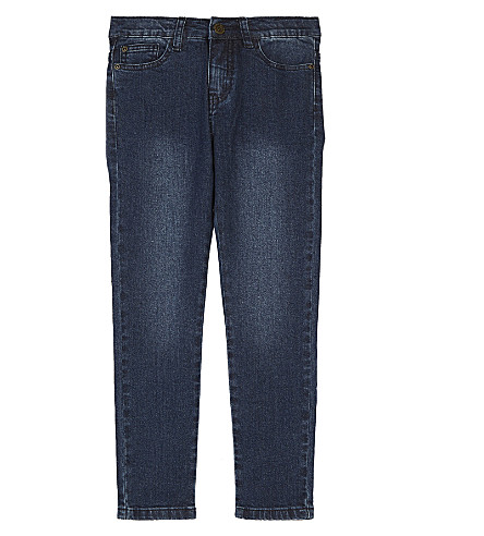 MOLO Anton denim jeans 4-14 years (Blue+denim