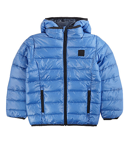 MOLO Quilted puffa jacket 4-14 years (Daring+blue