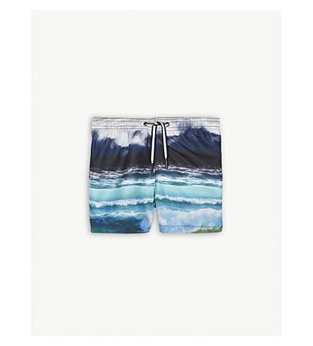 MOLO Niko swim shorts 3-10 years (Blue