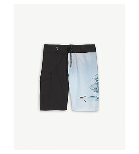 MOLO Nalvaro swim shorts 3-14 years (Blue