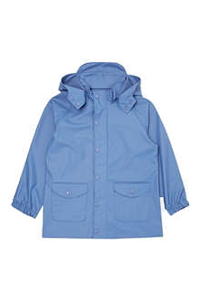 MINI A TURE Mini classic hooded rain mac