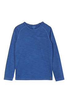 MINI A TURE Classic pocket t-shirt 2-8 years