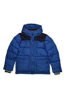 SCOTCH SHRUNK Double pocket padded coat 4-16 years