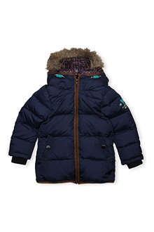 SCOTCH SHRUNK Quilted down jacket 4-16 years