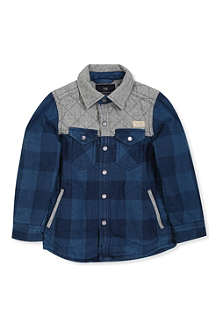 SCOTCH SHRUNK Outerwear shirt 4-14 years