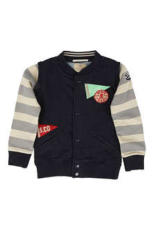 SCOTCH SHRUNK Varsity bomber jacket 4-14 years