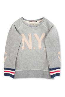 SCOTCH SHRUNK NY sweatshirt 4-14 years