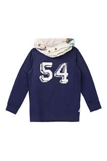 SCOTCH SHRUNK Crossover hoody 4-16 years