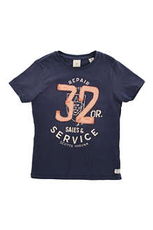 SCOTCH SHRUNK '32' t-shirt 4-14 years