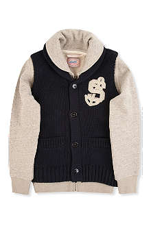 SCOTCH SHRUNK Sweatshirt gilet cardigan