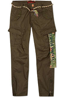 SCOTCH SHRUNK Combat trousers 4-16 years