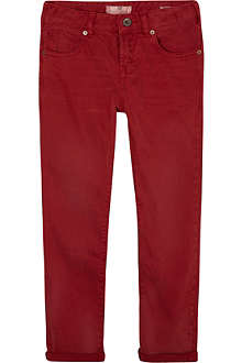 SCOTCH SHRUNK Red skinny fit denim jeans 4-16 years