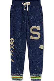 SCOTCH SHRUNK Logo jogging bottoms 4-16 years