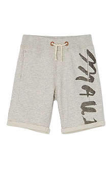 SCOTCH SHRUNK Maui side sweat shorts 4-16 years