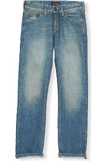 SCOTCH SHRUNK Mercer slim-fit jeans 4-14 years