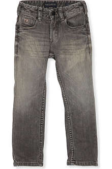 SCOTCH SHRUNK Strummer skinny-fit jeans 4-14 years