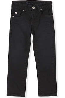 SCOTCH SHRUNK Strummer slim-fit jeans 4-14 years
