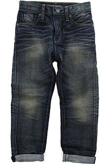 SCOTCH SHRUNK Loose fit tapered jeans 4-14 years