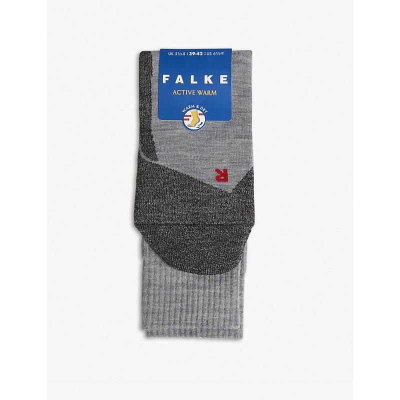 FALKE | Active Warm & Dry Socks 3+ Years | Goxip