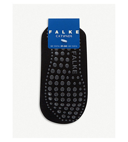 FALKE Catspads slipper socks (Black